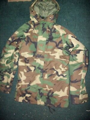 Medium Long Parka, Cold Weather Camouflage Jacket, Hunting