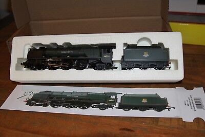 Hornby R2231 46228 Duchess Of Rutland Br Green Early Crest Sloped Smokebox