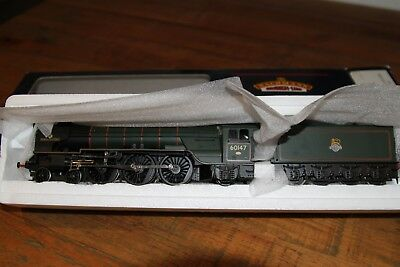 Bachmann 32-552 Peppercorn A1 Pacific 60147 North Eastern Br Lined Green