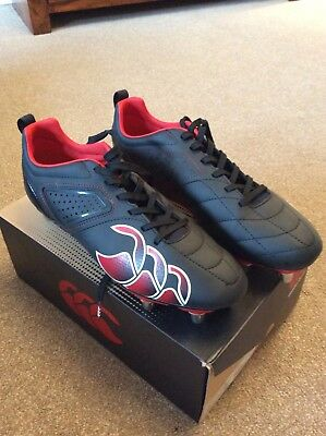 Excellent Condition Canterbury Rugby Boots, Adult  size 9 (FREE POSTAGE)