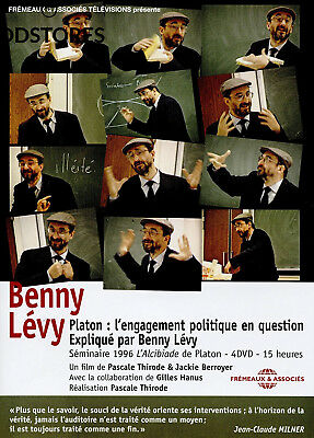 Platon : l Engagement Politique en Question Explique par Benny Levy -...