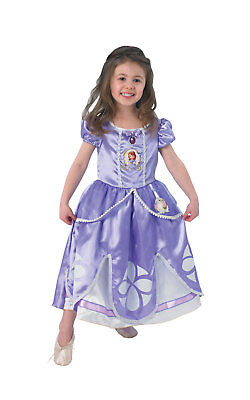 Rubie's Official Disney Princess, Sofia the First Deluxe Child / Girls Costume