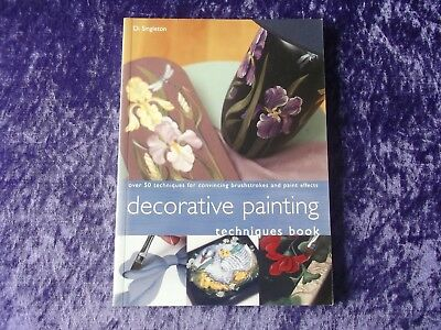 decorative painting techniques book by Di Singleton