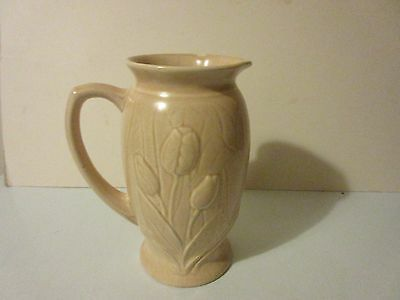 Burlington Jug.  Burlington Ware,  J Shaw & Sons Ltd Jug.