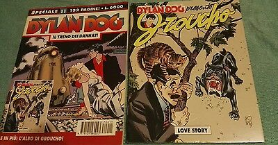 DYLAN DOG SPECIALE N. 11 - Con Albetto di GROUCHO in allegato - 1997