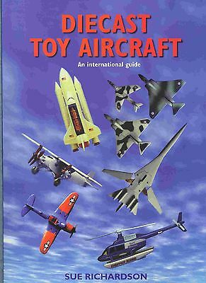 """""""diecast Toy Aircraft""""  Dinky Toys Gb, Dinky Toys France, International Guide,"""