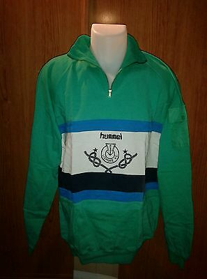 SWEATER HUMMEL VINTAGE ORIGINAL ENDS 80s PERFECT CONDITION SIZE L OR XL