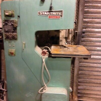 SPARES/REPAIRS Startrite Volant 18 Band Saw (Does not run)