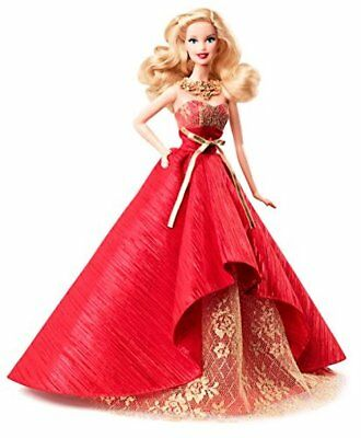 Mattel Barbie Collector 2014 Holiday Doll (Discontinued by manufacturer)