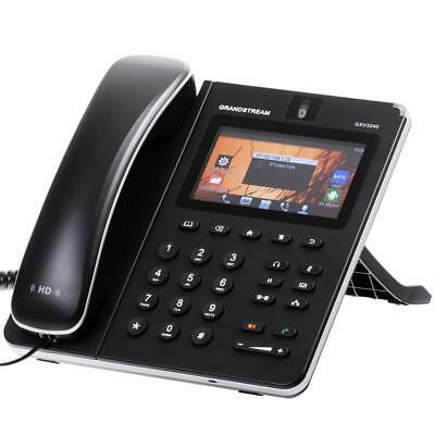 Grandstream Gxv-3240 Video Ip Sip Phone - Touch Screen,
