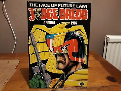 Judge Dredd Annual 1987