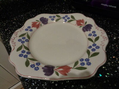 Adams Old Colonial Square Plate