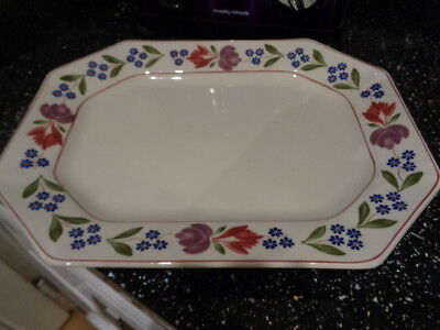 Adams Old Colonial Large Serving Platter