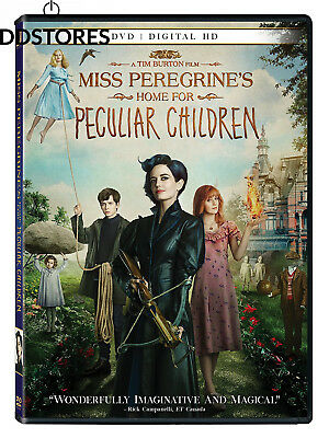 Miss Peregrine's Home for Peculiar Children [USA] [DVD]