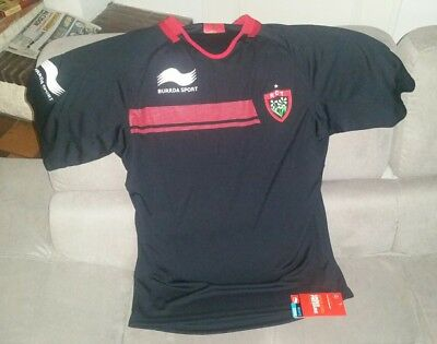maillot rugby Toulon