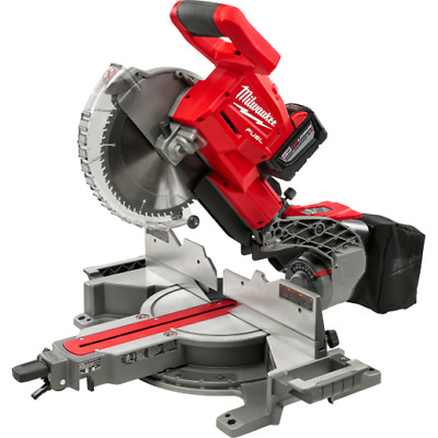 Milwaukee M18 Fuel 10 Inch Dual Bevel Sliding Compound Miter Saw 2734-21HD