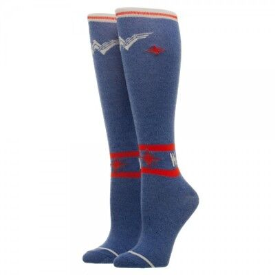 Wonder Woman Warrior Knee High Socks