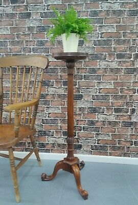 Vintage Victorian style good quality mahogany Jardiniere plant stand