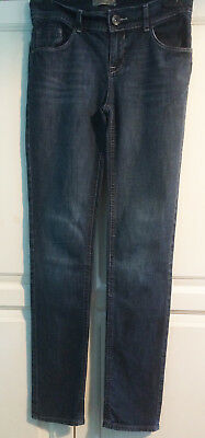 NEXT~ Indigo Wash Skinny Jeans~ Size 8 Long