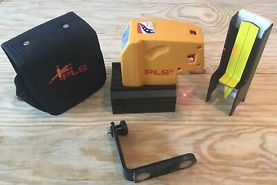 Pacific Laser Systems PLS 5 Laser Tool #60541 USED