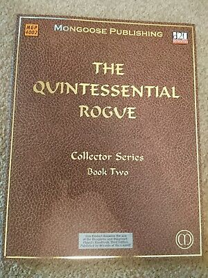 The Quintessential Rogue - d20 - Collector Series Book Two (MGP 4002)