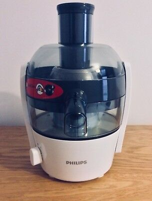 Philips Viva Collection Juicer QuickClean Drip Stop Plastic 500W 1.5L HR1832/31