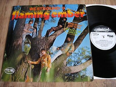 THE FLAMING EMBER, WESTBOUND No.9, ORIG 1970 UK HOT WAX LP, SOUL/FUNK, EXCELLENT