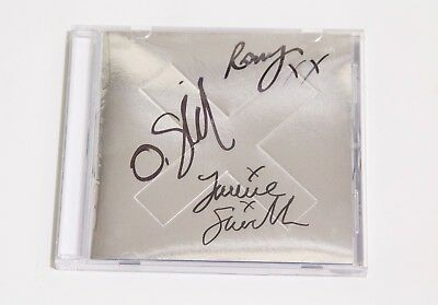 The Xx Signed I See You Cd Jamie Xx Romy Madley Croft Oliver Sim