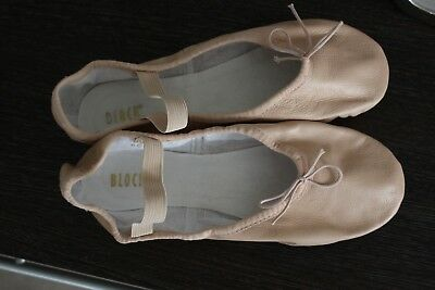 Bloch Womens Ladies Ballet Shoes Size 6 Brand New