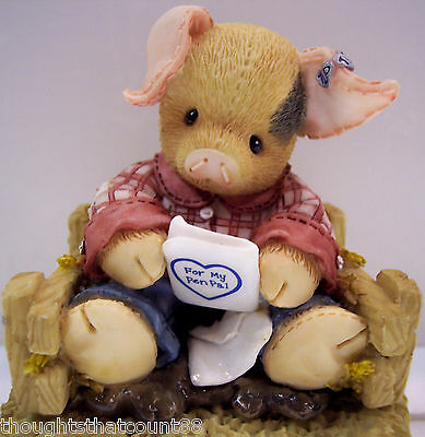 This Little Piggy PEN PALS  257605 NIB *RARE* HTF * FREE USA SHIPPING