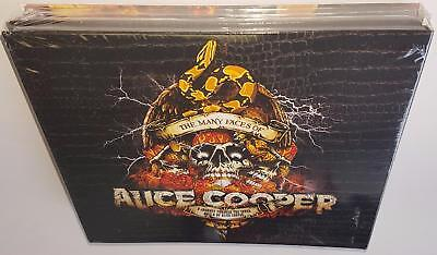 Va The Many Faces Of Alice Cooper (2017) Brand New Sealed 3Cd Set