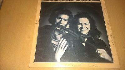 GAY & TERRY WOODS - The Time Is Right - LP IRISH FOLK TRAD IRELAND 1976