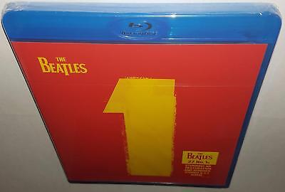The Beatles 1 (2015 Release) Brand New Sealed Region Free Bluray