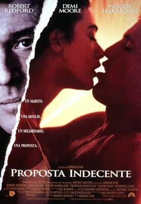 Film 35mm PROPOSTA INDECENTE  Robert Redford  Demi Moore
