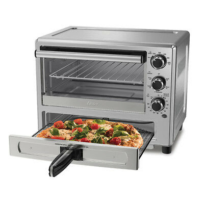 Oster® Stainless Steel Convection Oven w/ Pizza Drawer TSSTTVPZDS-033