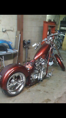 2007 Other Makes CUSTON BUILT CHOPPER MOTORCYCLE  motorcycle