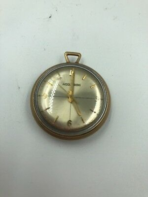 Vintage Bulova Accutron Pocket Watch 10k G.F
