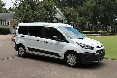 2017 Ford Transit Connect LWB XL 7 Passenger One Owner Perfect Carfax LWB XL 7 Passenger MSRP New $27700