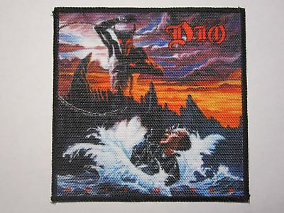 DIO Holy Diver new printed patch heavy metal
