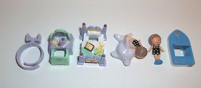 Rings & Ring Toppers Vintage  Polly Pocket Bundle