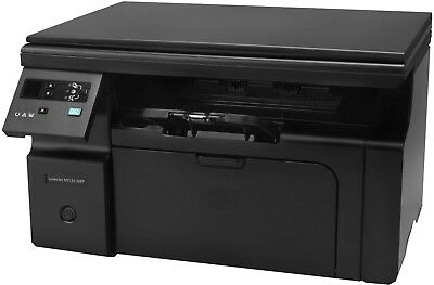 HP M1136 Multi-function Printer  (Black, Toner Cartridge)