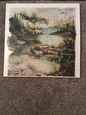 "Bon Iver - Bon Iver Vinyl 12"" Near Perfect Condition Self Titled"