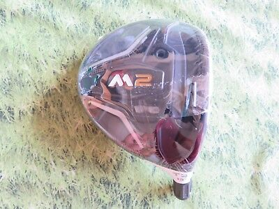 TOUR ISSUE * TaylorMade 2016 M2 PROTO 13 / 13* T3 3 Wood HEAD +Plug ....#0Jp