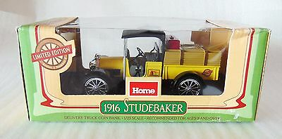 Home Hardware 1916 Studebaker Pickup Series 3 No 4 Coin Bank 1:25 - New