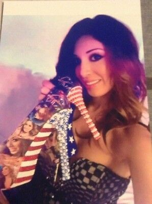 Farrah Abraham Worn Autographed High Heels Playboy Brazzers Wwe Signed Porn Sexy