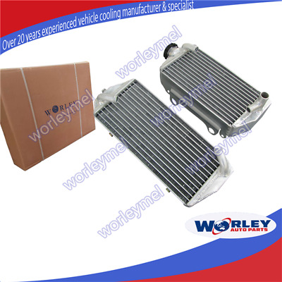 Aluminum Radiator For Suzuki Rmz450 2007 Rmz 450 07