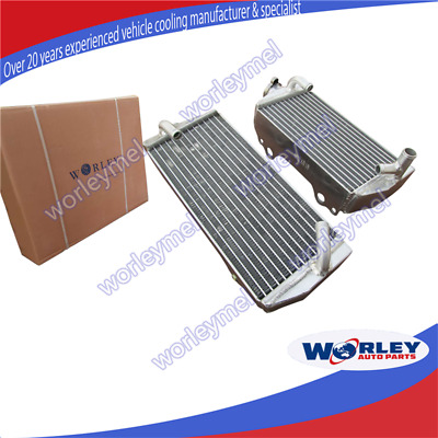 Aluminum Radiator For Suzuki Rmz450 Rmz 450 06 2006