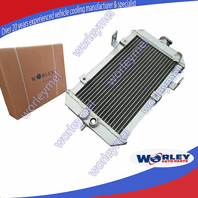 Brand New Full Aluminum Radiator for Yamaha 660R/Raptor 660 YFM660R 02 03 04 05