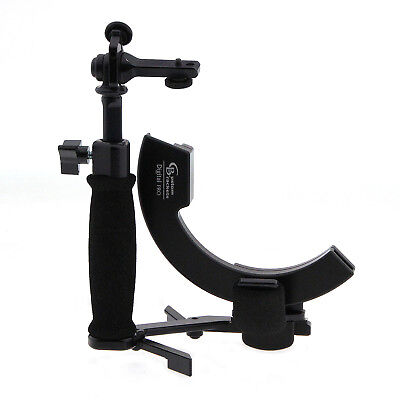 Custom Brackets Digital PRO Rotating Camera Bracket for DSLR/SLR Cameras