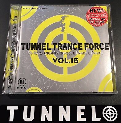 2Cd Tunnel Trance Force Vol. 16